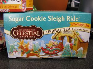 Sugar Cookie Sleigh Ride Tea