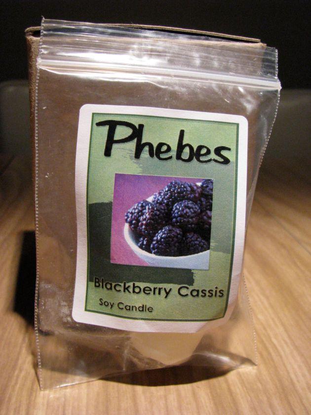 Blackberry Cassis Sample