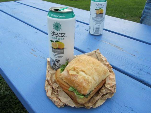 Tofurkey Sandwiches